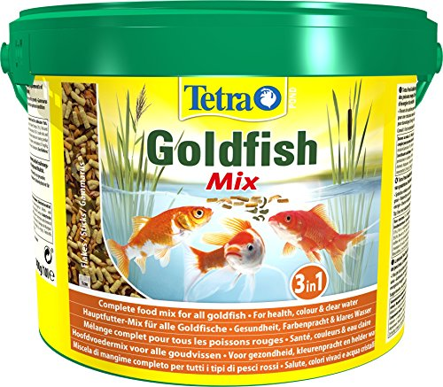 Tetra Pond Goldfish Mix, 10 L - 2