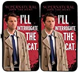 Supernatural TV Show Castiel Interrogates the Cat Fun - Best Reviews Guide
