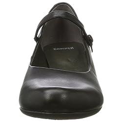 Camper Helena 20202 20202 Zapatos de vestir de cuero para mujer color negro talla 36