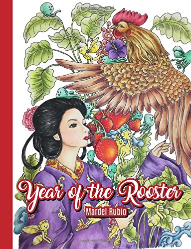 year-of-the-rooster-adult-coloring-book