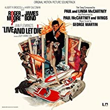 Live and Let Die (James Bond B.O.F 180 G.)