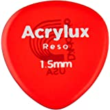 D'Addario Acrylux Reso. Mandolina, 1.5 mm, pack de 3