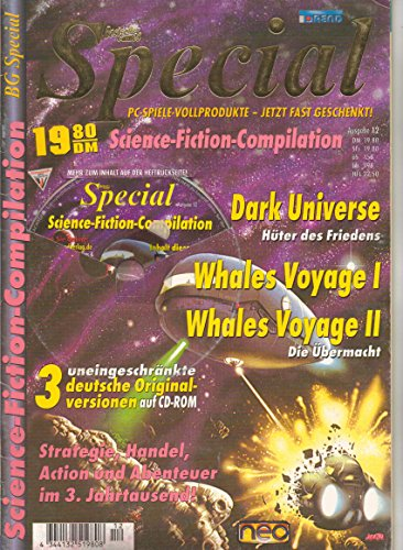 Bestseller Games Special Nr.12 - Science-Fiction Compilation