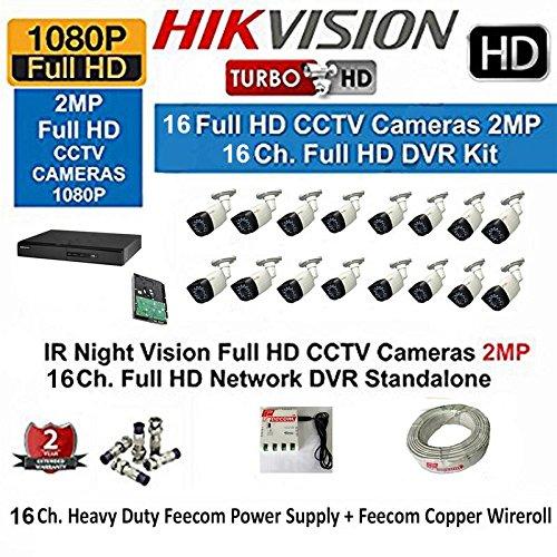 Hikvision Bullet CCTV Security Camera