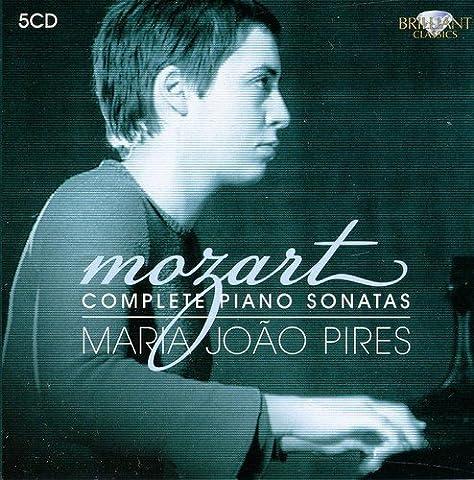 Mozart : Intégrale des Sonates pour piano