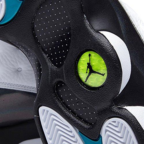 Nike Schwarz Herren Air Nike Turnschuhe 13 Wei Jordan Herren Retro qqHrT1