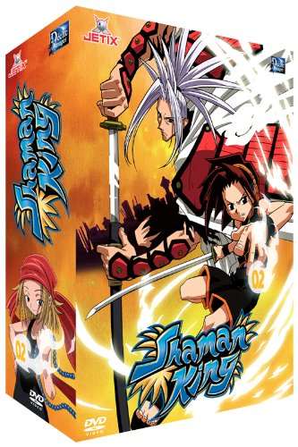 Shaman King - Partie 2 - Coffret 4 DVD - VF