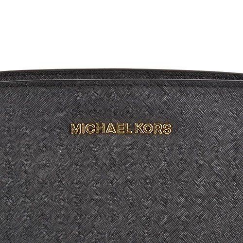 MICHAEL Michael Kors Selma Sac bandoulière Noir