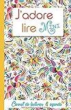 J'adore lire Mini: Carnet de lectures & agenda