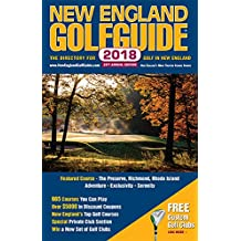 New England Golfguide 2018: The Directory for Golf in New England