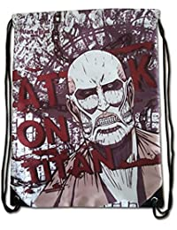 Attack on Titan Colossal Titan Drawstring Bag - preisvergleich