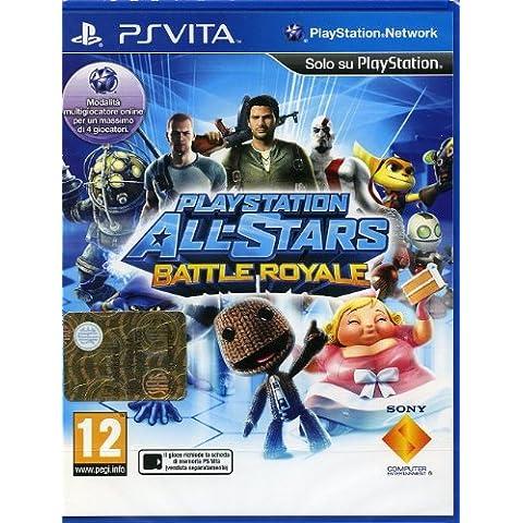 PlayStation All-Stars: Battle Royale [Importación italiana]
