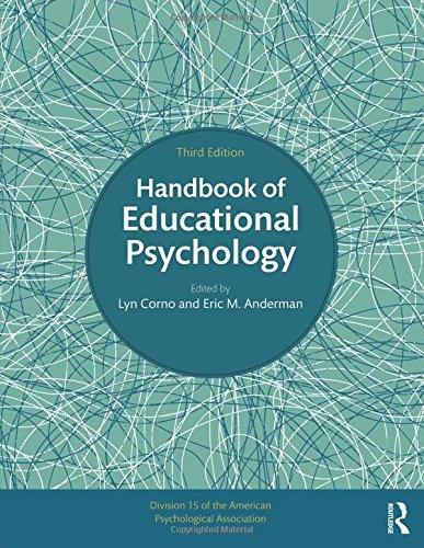 Handbook of Educational Psychology (Educational Psychology Handbook)