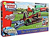 #7: Latest Thomas & Friends Style Sodor Smelter Adventure With Changable Tracks and Bridge Motorized Train Set