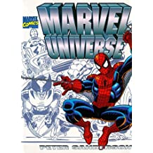 Marvel Universe by Peter Sanderson (1998-09-01)