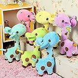 Babique Soft Toy Ziraffe Kids Birthday Gift Stuffed Plush Toy Love 25 cm