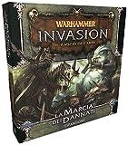 Giochi Uniti NEX129 - Gioco Warhammer LCG: La Marcia dei Dannati