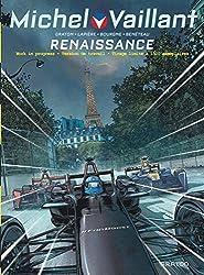 Michel Vaillant - Nouvelle Saison - tome 5 - Renaissance - Work in progress