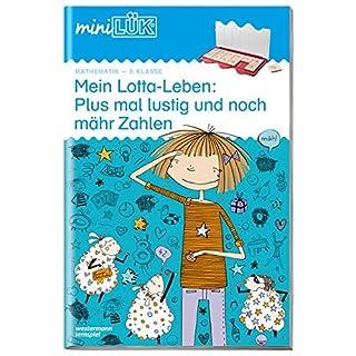 miniLÜK: Mein Lotta-Leben: Mathe 1 x 1 2. Klasse