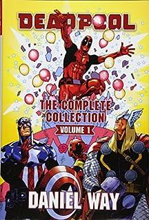 Deadpool by Daniel Way Omnibus Vol. 1 (130291006X) | Amazon Products