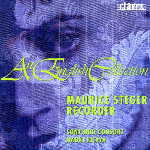 An English Collection: Baroque Music for Recorder