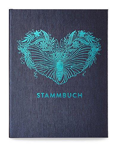Stammbuch, Stammbuch der Familie, Familienstammbuch GRETA (Oxfordblau)