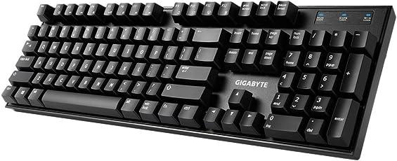 Gigabyte Mechanical Cherry Red Keyboard (GK-FORCE K83 RED)