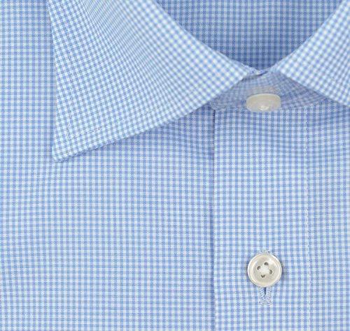 "Olymp Herren Hemd ""Luxor"" Modern Fit Langarm Bleu"