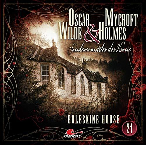 Oscar Wilde & Mycroft Holmes - Folge 21: Boleskine House.