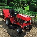 """Westwood T25, diseño de jardín 4WD Tractor Cortacésped–44""""/112cm combinado Deck libre, 300L libre Powered césped Colector Worth £420y libre Herramienta de agarre fácil."""