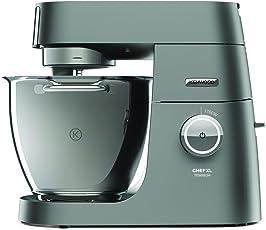 Kenwood KVL8300S Küchenmaschine Titanium System pro (1700 W)