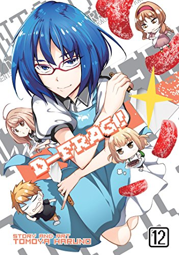 D-Frag! Vol. 12 por Tomoya Haruno
