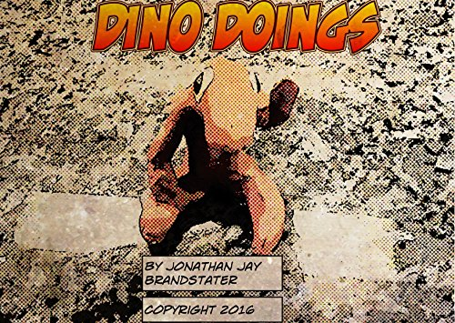 dino-doings-the-secret-lives-of-plastic-clay-and-pipe-cleaner-reptiles-english-edition
