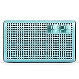 GGMM WLAN-Lautsprecher, E3 Wi-Fi Multiroom Airplay Lautsprecher Bluetooth für Musikstreaming, 10W Stereo Sound Mit WiFi Repeater, LED Uhr/Wecker, USB Ladeport Für Apple Und Android Gerät
