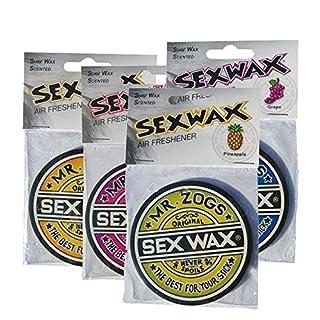 Sex Wax Lufterfrischer Ananas 4Stück