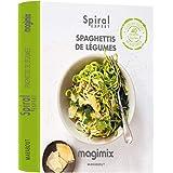 Magimix - 461008 - Livre de recettes spaghettis de légumes