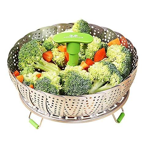 Paniers Legumes - GA Homefavor Vapeur pour Légumes Cuisinier à