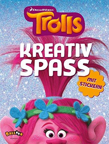 Trolls - Kreativspaß (Outfit Troll)
