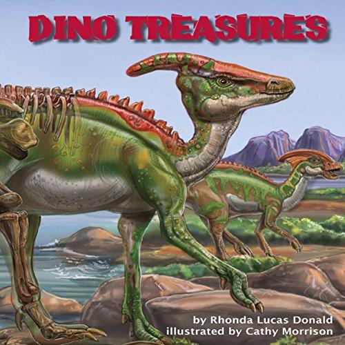 Dino Treasures  Audiolibri