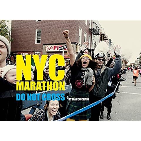 NYC Marathon: Do Not Cross
