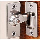 Kleine 90 graden rechte hoek deur slot gesp buigen slot bout schuifslot staaf deur en venster bout
