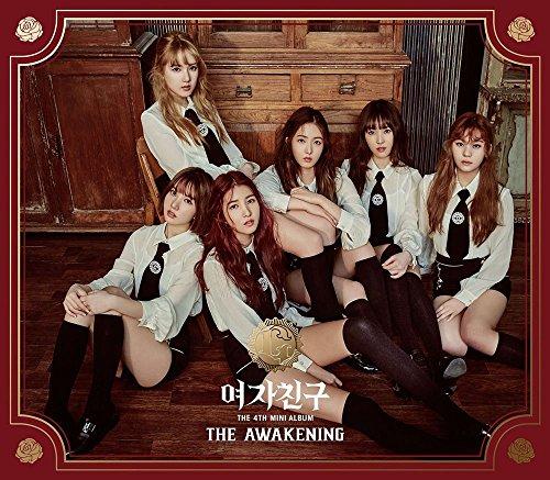 G-FRIEND GFRIEND - THE AWAKENING 4th Mini Album [Random