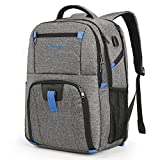 Best 17.3 Laptop Back Packs - CoolBELL Laptop Backpack 17.3 Inch Computer Bag With Review