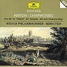 Haydn: Symphonies in G Major, Hob. I: .88, 92 & 94