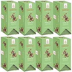 Dallmayr Grüner Tee Fein-Blumig Herb-Aromatisch 8 x 25 x 1,6g