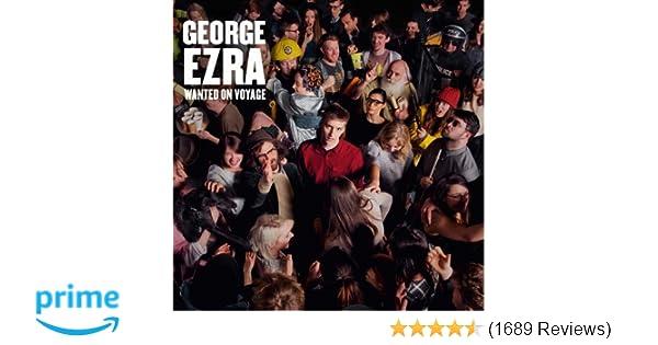 GEORGE EZRA 4 English Singer Songwriter Musician Folk Rock Blues Pop Poster