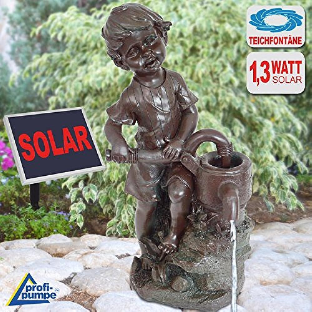 фонтаны и каскады Garten Brunnen Solar Teichpumpe Solar Springbrunnen Gartenbrunnen Solar Wasserspiel Set Solar Pumpe Teichpumpe F Terrasse Teich
