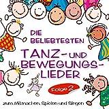 Die 21 beliebtesten Tanz- und Bewegungslieder - Folge 2 (with Den Sing & Move Kids)