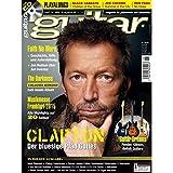 Guitar Ausgabe 06 2015 - Eric Clapton - mit CD - Interviews - Workshops - Playalong Songs - Test und Technik