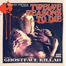 12 Reasons to Die (Deluxe Edition)